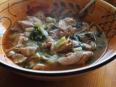 tinola soup